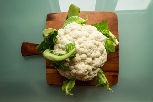 Cauliflower can thicken any soup